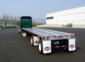 Flatbed by Utility Trailer Manufacturing